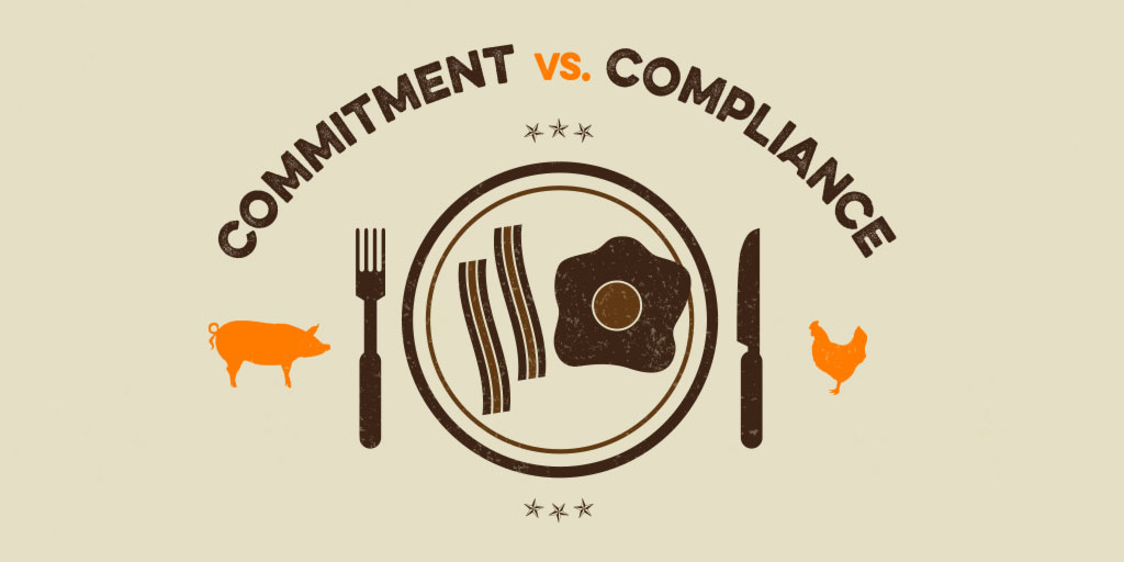 Commitment Vs Involvement: For Change, You Need Commitment